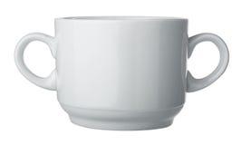 Dos maneta - una taza Imagen de archivo libre de regalías