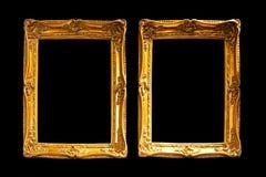 Dos marcos Imagen de archivo libre de regalías