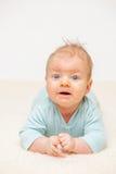 Dos meses del bebé Foto de archivo libre de regalías