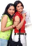 Dos muchachas Foto de archivo libre de regalías