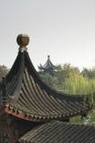Dos pagodas en Suzhou en China Fotos de archivo