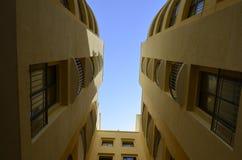 Dos palacios en frente Fotos de archivo libres de regalías