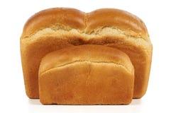 Dos panes de pan del grano Imagenes de archivo