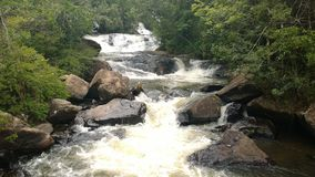 DOS Pretos de Cachoeira Imagenes de archivo
