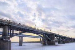 Dos puentes Imagen de archivo libre de regalías