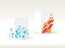 Dos rectángulos Imagen de archivo libre de regalías