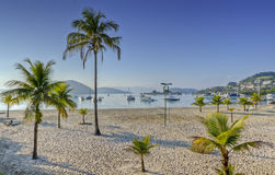 DOS Reis, Rio de Janeiro, Brésil d'Angra Photos stock