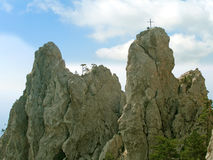 Dos rocas Imagen de archivo