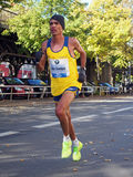 DOS Santos de Marilson Gomes courant Berlin Marathon 2013 Photo stock