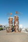 Dos seamades España foto de archivo libre de regalías