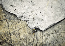 Dos sombras de las rocas de la piedra caliza Foto de archivo libre de regalías