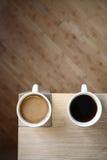Café de consumición Imagen de archivo libre de regalías