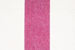Dos tonos cruzan el modelo de la textura del algodón crudo Fotos de archivo libres de regalías