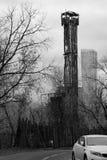 Dos torres moscú Imágenes de archivo libres de regalías