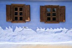 Dos ventanas Imagenes de archivo