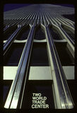 Dos World Trade Center Fotografía de archivo libre de regalías