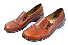 Dos zapatos Fotos de archivo