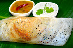 Dosa Royalty Free Stock Photography