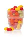 Dose pills Stock Image