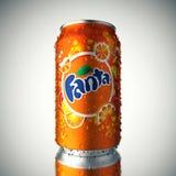 A-Dose Soda, Fanta stock abbildung