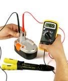 appareil de contrôle numérique électrique image libre de droits