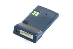 Dosimeter Stock Photo