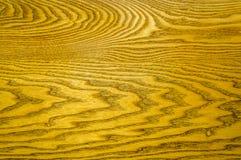 Doskonalić żółtego światła tekstury tła throughou drewnianego rozwój Zdjęcia Stock