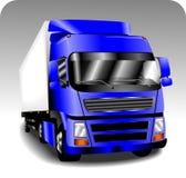 doskonalić ciężarówkę Fotografia Stock