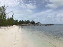 Doskonalić plażowego wakacje Zdjęcie Stock