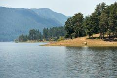 Dospat lake, Bulgaria Stock Photography
