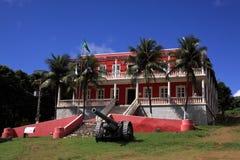 DosRemedios stadhuis van Vila Stock Afbeeldingen