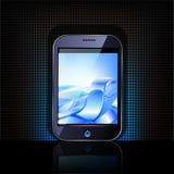 Dossier editable de vecteur de Smartphone Photos libres de droits