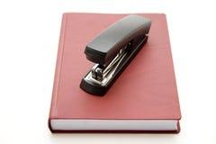 Dossier op boek Stock Afbeeldingen