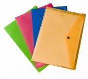 Dossiers de papier Photos libres de droits