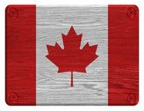 dostępne Canada flagi okulary stylu wektora zdjęcia stock