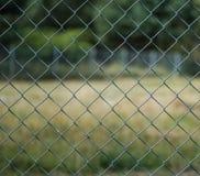 dostępnego tła ogrodzenia bezszwowy wektorowy biel drut Fotografia Stock