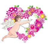dostępny karciany dzień kartoteki valentines wektor Zdjęcie Royalty Free