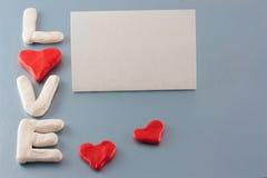 dostępny karciany dzień kartoteki valentines wektor Zdjęcie Stock
