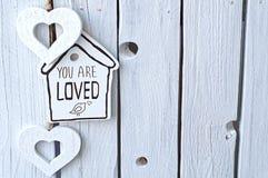 dostępny karciany dzień kartoteki valentines wektor Obrazy Royalty Free