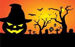 dostępnych nietoperzy ponury Halloween żniwiarki kosy przestrzeni teksta tematu wektor Zdjęcia Royalty Free
