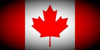 dostępne Canada flagi okulary stylu wektora Zdjęcie Royalty Free
