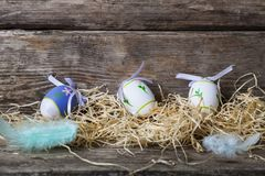 dostępny karciany Easter eps kartoteki powitanie Zdjęcia Royalty Free