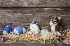 dostępny karciany Easter eps kartoteki powitanie Obraz Stock
