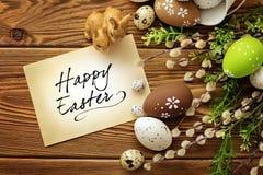 dostępny karciany Easter eps kartoteki powitanie Zdjęcie Royalty Free