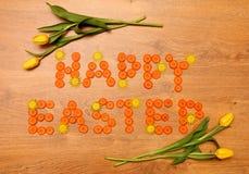 dostępny karciany Easter eps kartoteki powitanie Fotografia Stock