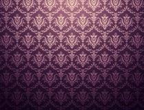 (0) 8 dostępnych eps kwiecistych wersi tapet Obrazy Royalty Free