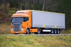 Dostawa transport Obrazy Stock
