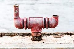 Dostawa wody Zdjęcia Stock