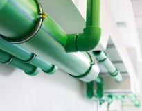 Dostawa wody system Zdjęcie Stock