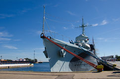 DOSTROYER ORP BLYSKAWICA Royalty Free Stock Photography